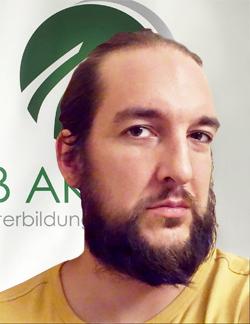 Alexander Herrmann - Dozent im Fachbereich  Virtual Reality