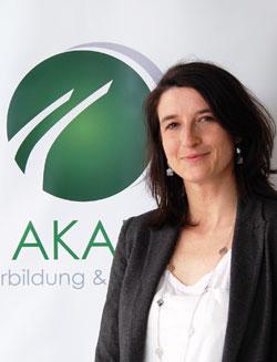 Marina Friedrich - Dozentin im Bereich Content Marketing