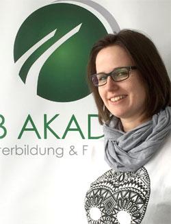 Stefanie Schmidt - Dozentin im Bereich Webdesign